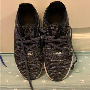 Nike AirMax sneakers gently used